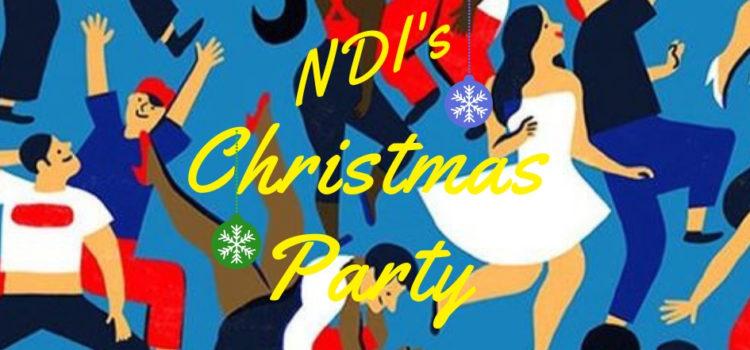 Party Χριστουγέννων 19/12